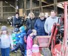 Bauernhofbesuch