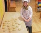 Kleine Bäcker in der KiTa